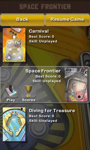 Pinball Deluxe  screenshot 4