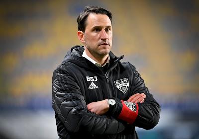 """Benat San José laat topschutter op bank tegen STVV: """"Kan niet altijd top zijn"""""""