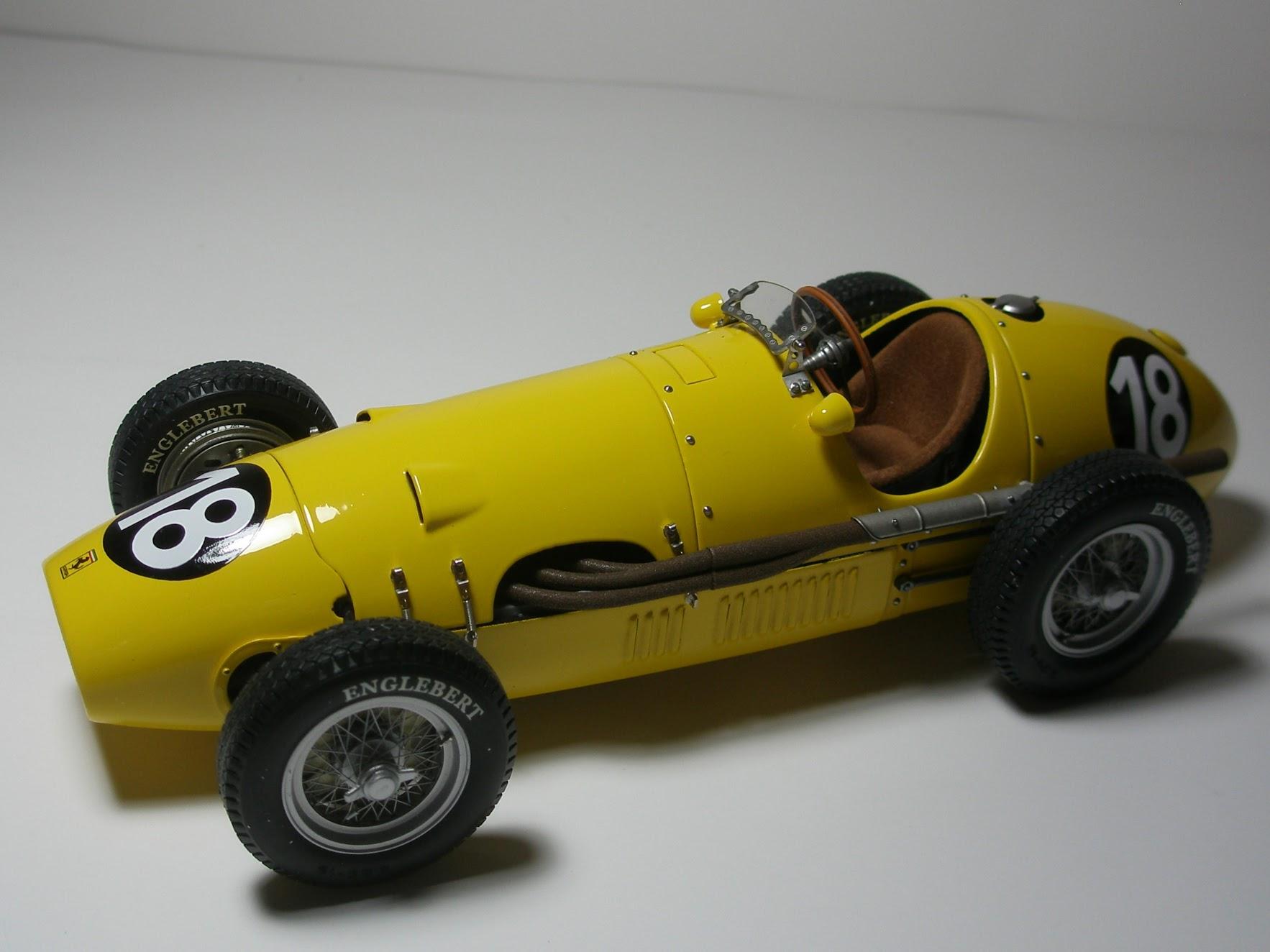 Ferrari 500 1953