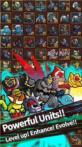 LINE Endless Frontier 2.0.4 screenshots 4
