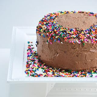 Yellow Cake w/ Chocolate Buttercream