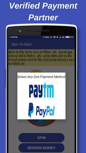 SpinToEarn - Earn Money Online, Work From Home screenshot 2