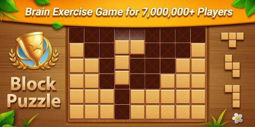 Wood Block Puzzle - Free Classic Block Puzzle Game moddedcrack screenshots 6