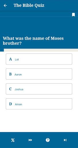 The Bible Quiz  screenshots 5
