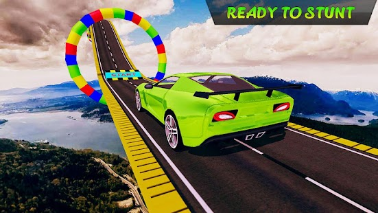 Extreme GT Racing Free Car Stunts Driving 2 - náhled
