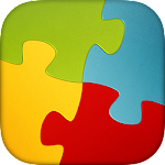 Jigsaw Puzzle HD - best free family adult games Icon