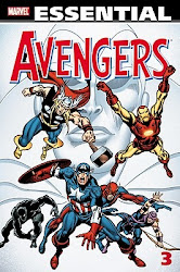 Essential Avengers Volume 3 - Roy Thomas