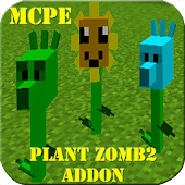 Plant Zomb2 Addon for MCPE icon