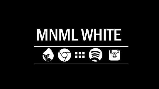MNML WHITE NOVA THEME 1