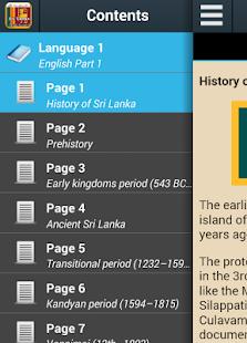 Sri Lanka History - náhled