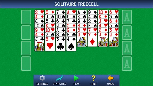 FreeCell Solitaire Classic u2013 free cell card game android2mod screenshots 5