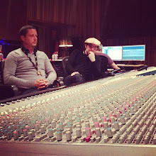 Photo: Artistic director Vincent Blaviel and director Alexandre Azaria.  #varietefrancais #musique #music