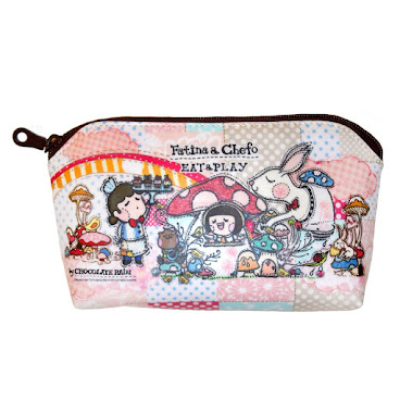 2406-Make up pouch (Eat & Play)