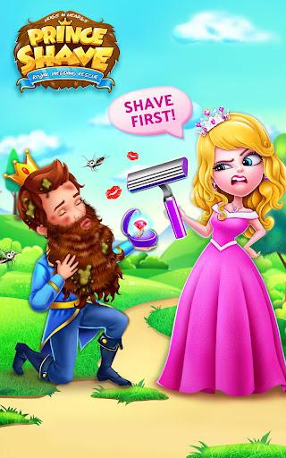 Prince Royal Wedding Shave