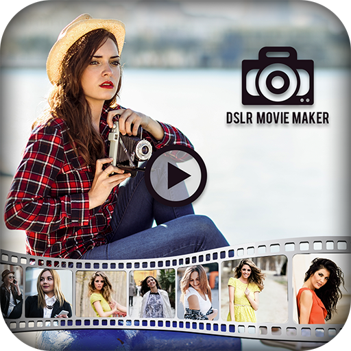 DSLR Photo Video Movie Maker