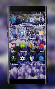 Spring Theme for Micromax Canvas Infinity Pro - náhled