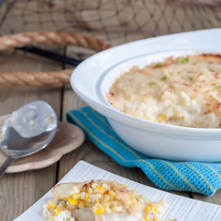 Fish Pie Mashed Potato Crust Recipes