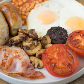 Full English Breakfast.
