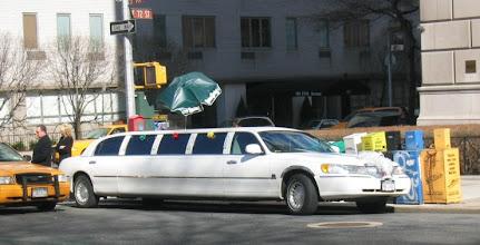 Photo: Autot olivat isoja :-)