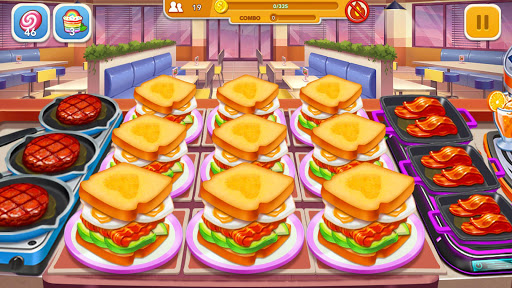 Cooking Frenzy: A Crazy Chef in Restaurant Games modavailable screenshots 3