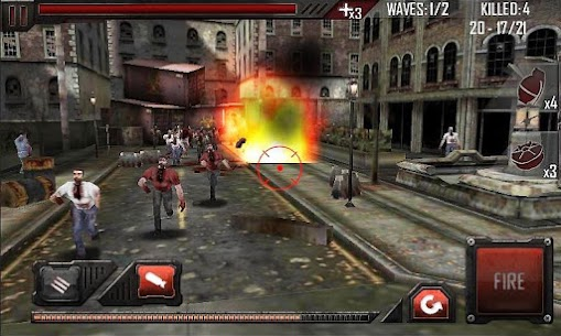 Zombie Roadkill 3D MOD APK (Unlimited Gold) 3