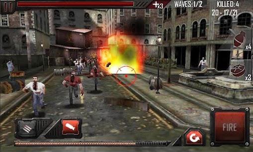 تحميل لعبة Zombie Roadkill 3D مهكرة للاندرويد [آخر اصدار] 3