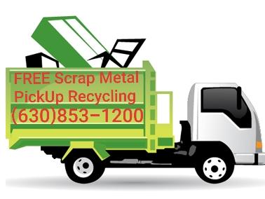 Scrap Metal Pick Up >> Free Scrap Metal Pick Up