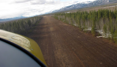 Photo: Scoop Lake Air Strip