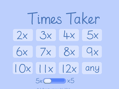 Times Taker- screenshot thumbnail