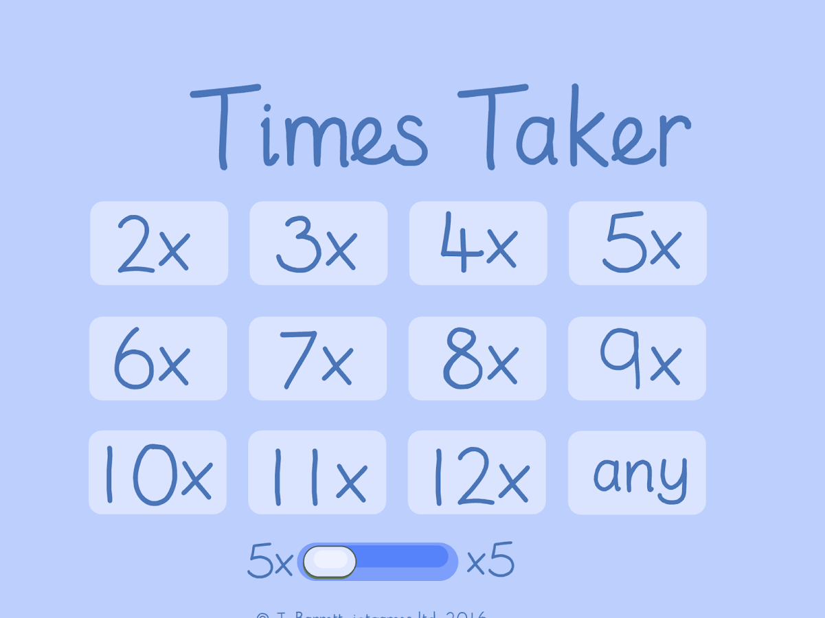 Times Taker- screenshot