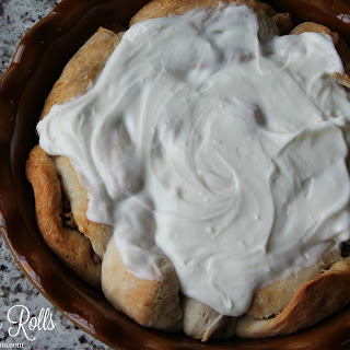 Simple Cinnamon Rolls Without Yeast Recipes