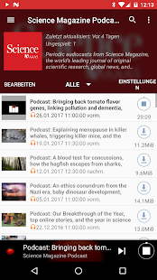 Podcast Republic – Miniaturansicht des Screenshots