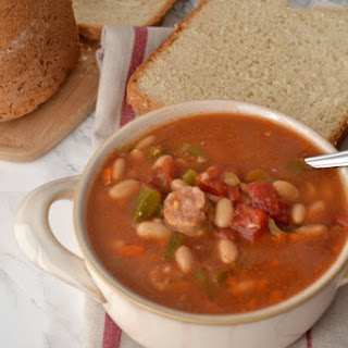 Crock Pot Chili with Bratwurst Recipe