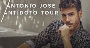 Antonio José es uno de los artistas que actuará en Roquetas.