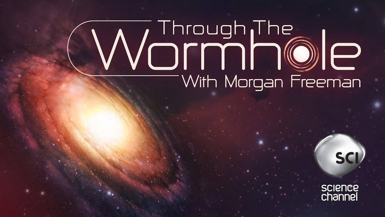 Through The Wormhole With Morgan Freeman Movies TV On Google Play - Incredible photography will make think wormhole two dimensions