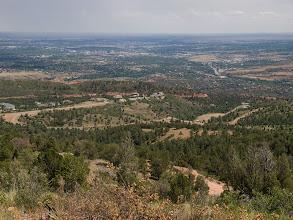 Photo: Waldo Canyon Fire, Colorado Springs, CO, 2012
