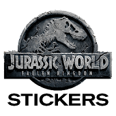 Jurassic World: Fallen Kingdom Stickers