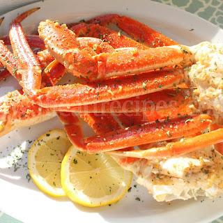 Snow Crab Legs Recipes