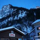 Ende Der Welt Restaurant in Engelberg, Obwalden, Switzerland