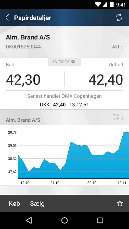 Alm. Brand Mobilbank - Android Apps on Google Play