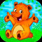 孩子游戏 - 涂颜色 icon
