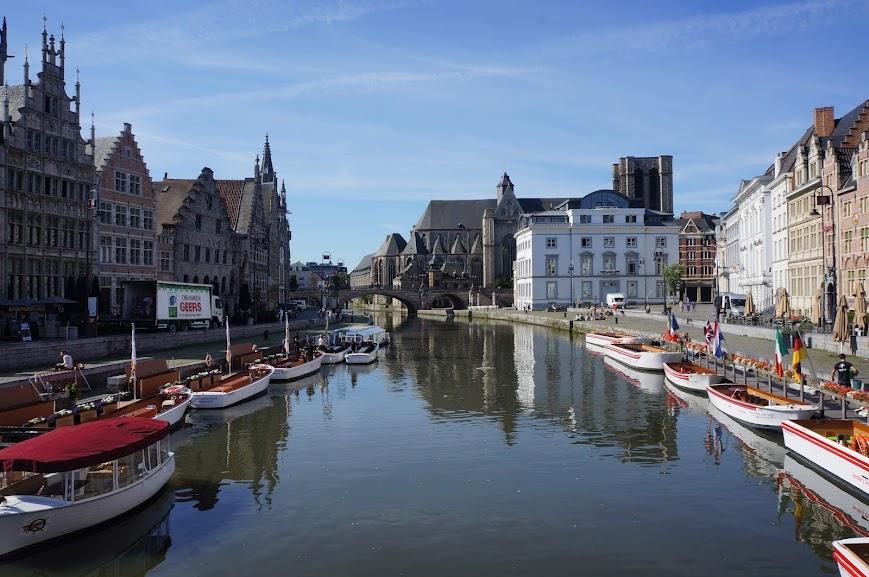 Ghent, Belgium (2014)