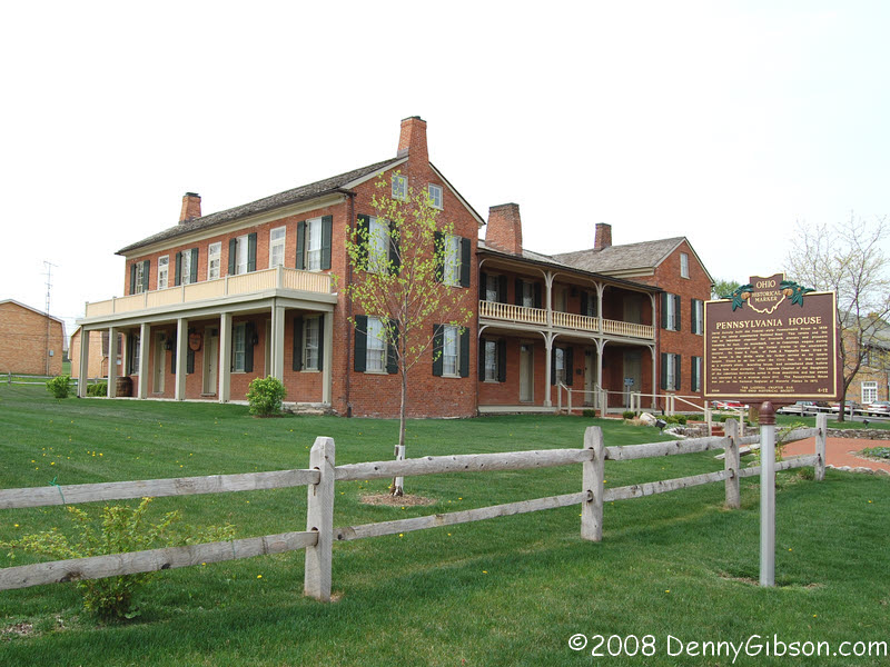 the Pennsylvania House Museum