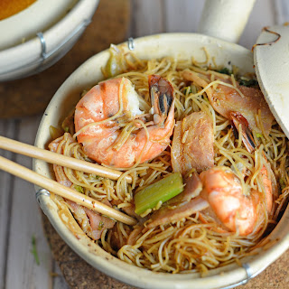 Thai Shrimp and Glass Noodles