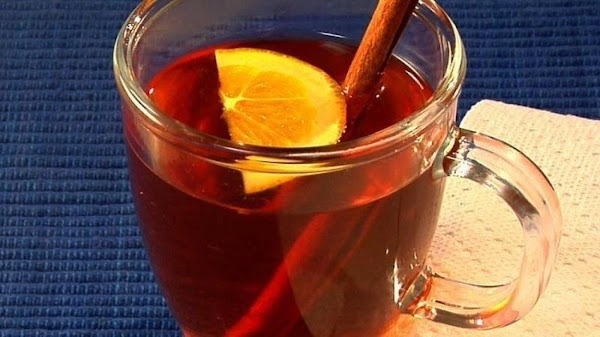 Hot Spiced Wine Recipe