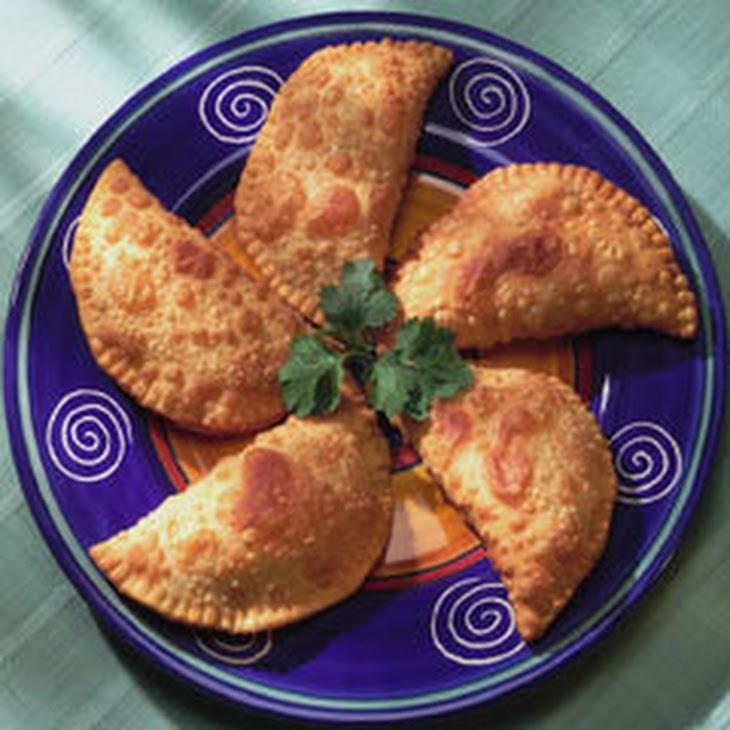 Roasted Jalapeno Chicken Empanadas Recipe