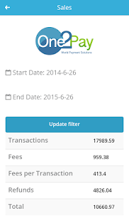 One2Pay- screenshot thumbnail