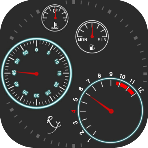 Watch Face - Ry Cars (app)