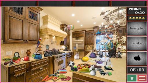 Kitchen Hidden Object Games  screenshots 19
