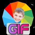 Easy GIF: GIF Editor, GIF Maker, Reface, Video GIF icon